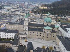 Salzburgo desde el Castillo.