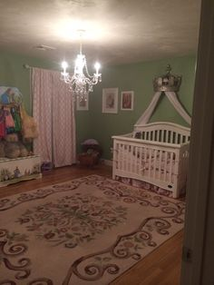 Project Nursery - Beatrix Potter Themed Nursery