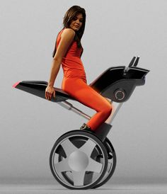 Taurus: Concept electric personal transport