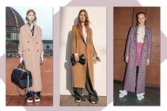 Aposte no casaco de alfaiataria de comprimento extralongo para o inverno
