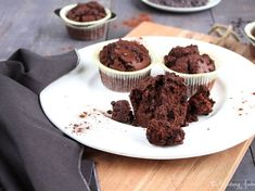 Muffins extra moelleux aux pépites de chocolat