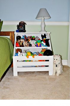 Wild Animal Containment Console | Do It Yourself Home Projects from Ana White
