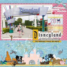 Britt Girls Gallery - Disneyland 2014 - Britt-ish Designs Gallery