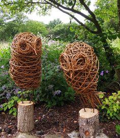 Image result for wire garden sculpture