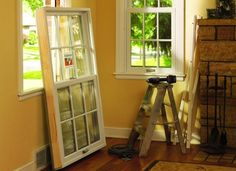 Do you have Andersen Narroline Double Hung Windows in your home? Then make sure you read this article! #AndersenWindows #Windows