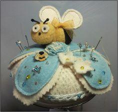 Betty Bee Pincushion... My favorite!!!