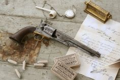 Colt 1860 Army in .44 cal.