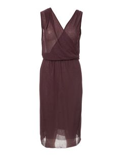 Burda Style Draped Dress