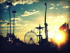 The Fair is in town! Who's going this weekend?