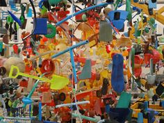 Exploding Installation is an Archive of People's Lives - My Modern Metropolis