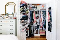Closet U0026 Foyer Soul Mates: The Best Shoe Storage Options. Closet Organization  Organization IdeasCloset ...
