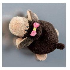 New Nici MagNici Sheep Jolly Coco 5in 12cm Plush Doll #Nici
