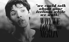 BBC Merlin one of the funniest moments ever