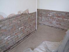 Osuszanie ścian metodą iniekcji krystalicznej - odtworzenie izolacji poziomej budynku