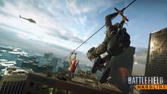 Battlefield Hardline หยิบมุขแซว Advanced Warfare 'press F to pay respects'