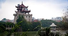 Fuzhou, China It's been more than 8 years since I have last been here and I can't wait to visit this summer!