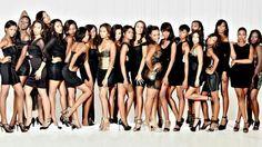 Ms. Haiti contestants