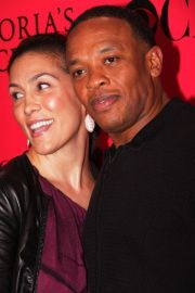 Dr. Dre and wife