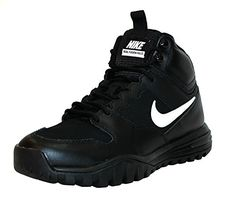 sports shoes 9ef18 8365b Nike Womens Dual Fusion Hills Mid LTR Black White     Quickly view this  special boots, click the image   Women s snow boots. Women s Outdoor Shoes