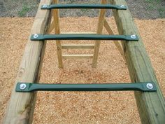 Make Our Own Monkey Bar Set