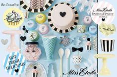 Danish baking & party supply company - MIss Etoile