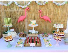 "Retro Luau / Summer ""Annalise's Retro Luau Grad Party""   Catch My Party"
