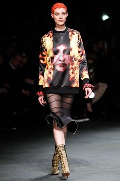 Givenchy Herfst/Winter 2013-14