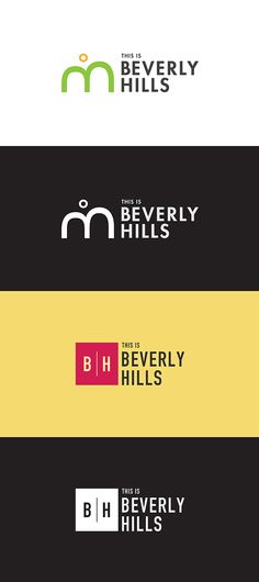 Beverly Hills logo — Cubic
