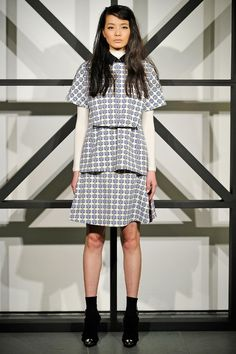 Tanya Taylor Fall 2013 RTW Collection - Fashion on TheCut