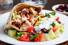 Eurodenik - Nejlepší recepty řecké kuchyně