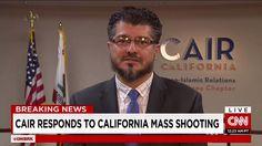 Video: CNN Interviews CAIR-LA Director Hussam Ayloush About San Bernardi...