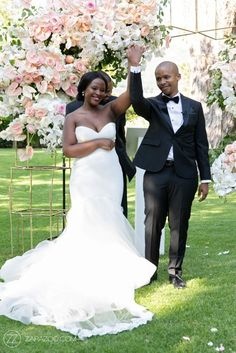 Wedding at Grande Provence - Franschhoek - ZaraZoo Wedding Photography  #ceremony #bride #groom #ceremonydecor #ceremonyarch