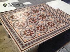 Unique Handmade Cement Tiles www. Cement Tiles, Patterns, Unique, Handmade, Colors, Block Prints, Hand Made, Pattern, Models