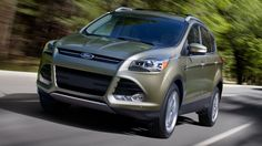 Ford Escape Overview  The Escape drives very well, with agile and sporty handling and a composed ride