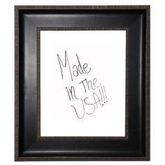 """Rayne Mirrors Wall Mounted Whiteboard Size: 80.25"""" x 20.25"""""""