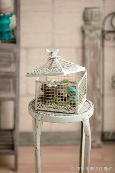207 Best Decor Birdcage Inspirations Images Birdcages Bird