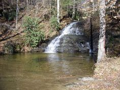 Wildcat Falls - Greenville, SC