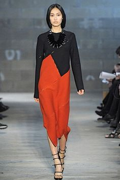 Proenza Schouler - Fall 2011- what a great look