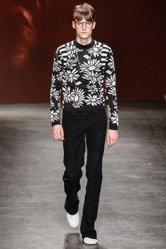 Topman Design   Spring 2015 Menswear Collection   Style.com