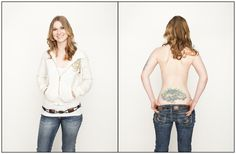 You Won't Believe What's Under These Ordinary Folks' Clothes (NSFW)
