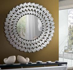 Runde Speil SOLERA