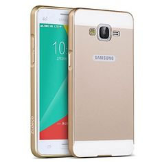 Hi5Gadget ZLDECO Luxury Metal Frame + PC Back Case Bumper Cover Protective for Samsung Galaxy Grand Prime G530 G530H g5308w (Champagne gold metal), http://www.amazon.com/dp/B00V7K3WSO/ref=cm_sw_r_pi_awdm_5DHVvb1PDQ0D3