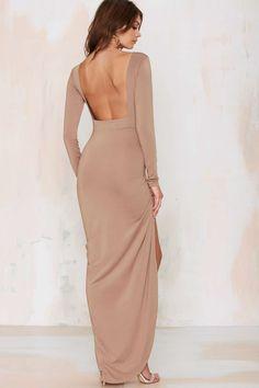 Found Love Slit Dress | Shop Clothes at Nasty Gal!
