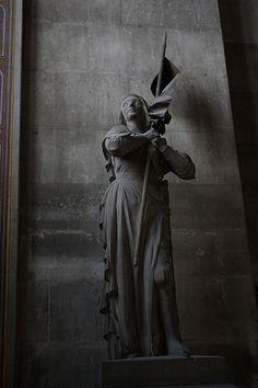 Jeanne d'Arc. Paris