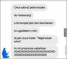 Very Funny Memes, Wtf Funny, Polish Memes, Im Depressed, Funny Mems, Funny Messages, Best Memes, Cool Pictures, Jokes