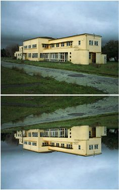 Ann Shelton Villa formerly Lake Alice Hospital, Wanganui Artistic Photography, Art Photography, Architectural Photography, Auckland Art Gallery, New Zealand Art, Photo Boards, Documentary Photographers, Landscape Photos, New Art