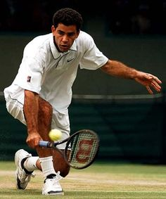 Pete Sampras #wimbledon #tennis