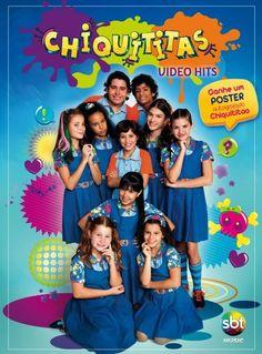 "SBT lança DVD das ""Chiquititas"" esta semana | vanessa_barreto - Yahoo TV"