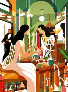 Kolchoz - Illustrators & Artists Agents – Debut Art