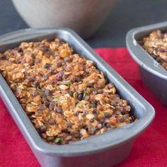 Healthy Meat(less) Lentil Loaf HealthyAperture.com